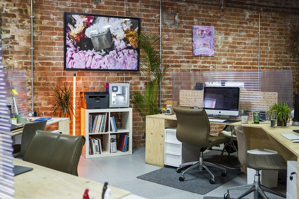 Melting Pot Co-Working Space